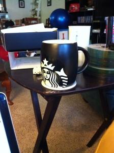 Delicious, delicious giant coffee retailers...