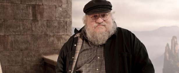 If you look carefully, you'll see that Winter is Coming. Found on http://www.nerdist.com/2013/07/nerdist-podcast-george-r-r-martin/