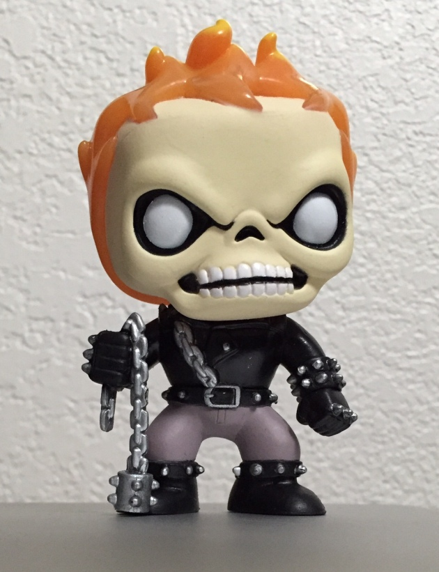 Funko Pop bobble head Ghost Rider