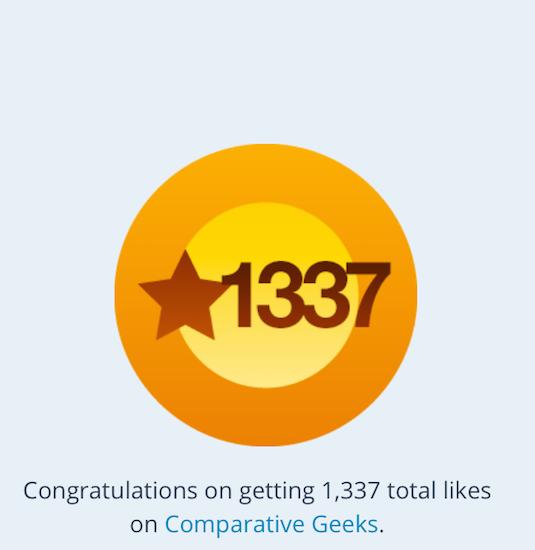 I am 1337!