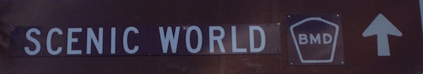 Scenic World!!!